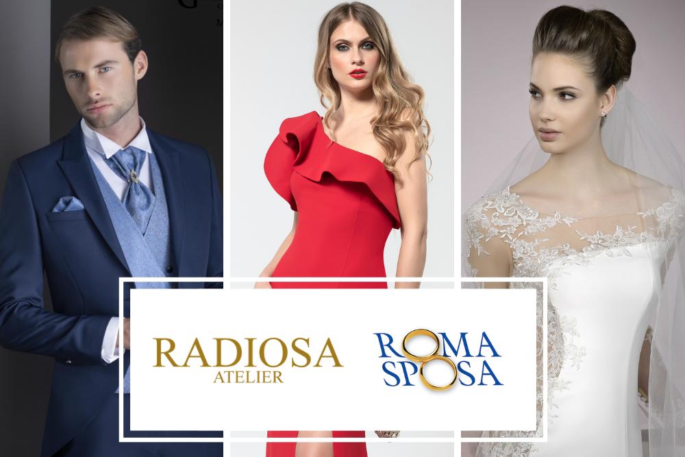 Radiosa Atelier a Roma Sposa 2019