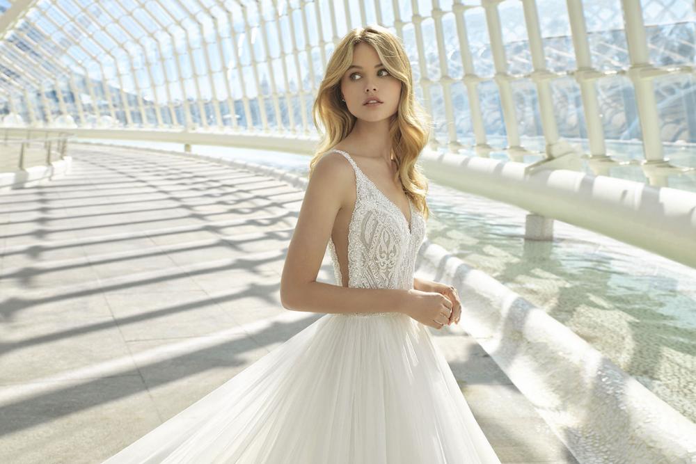 Collezione Sposa Rosa Clarà 2019 - una collezione da sogno