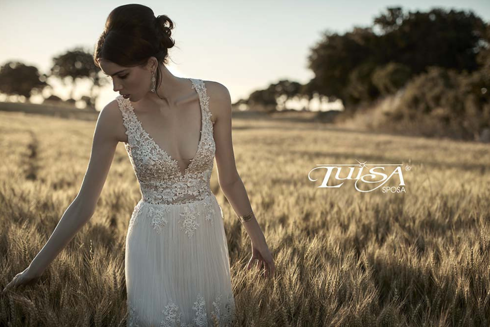 Collezione Sposa 2019 Luisa Sposa