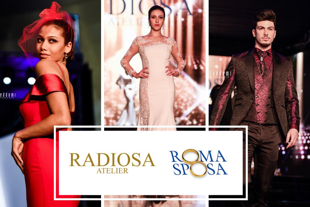 Radiosa Atelier Aprilia - Roma Sposa 2019 - vi aspetta ad aprilia